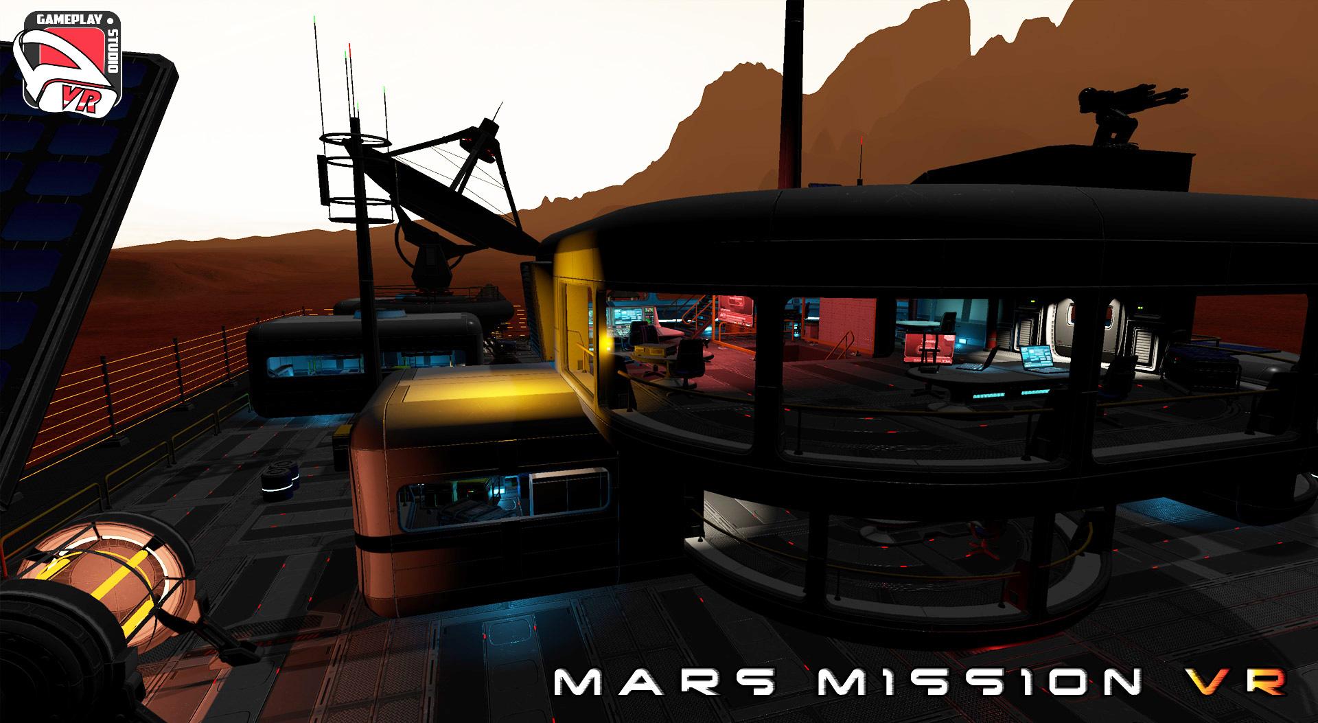 mars mission vr area 8