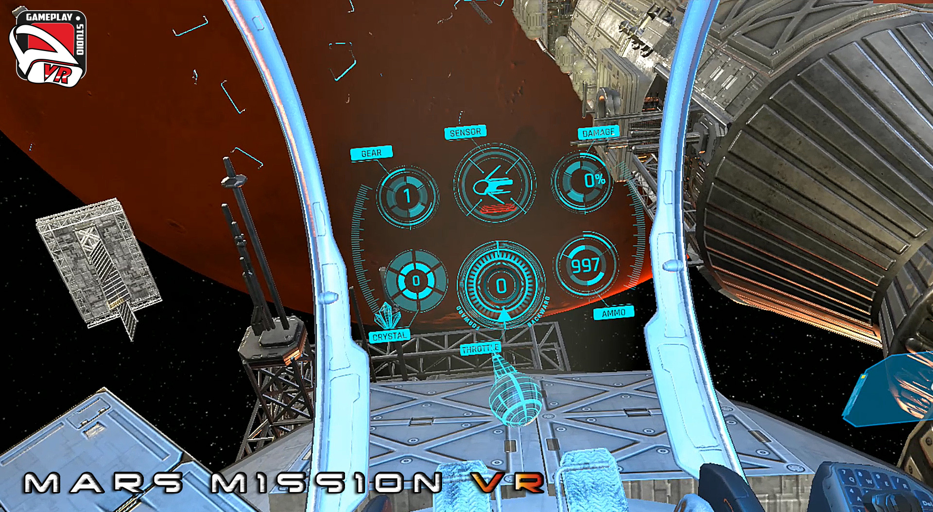 mars mission vr ready for takeoff