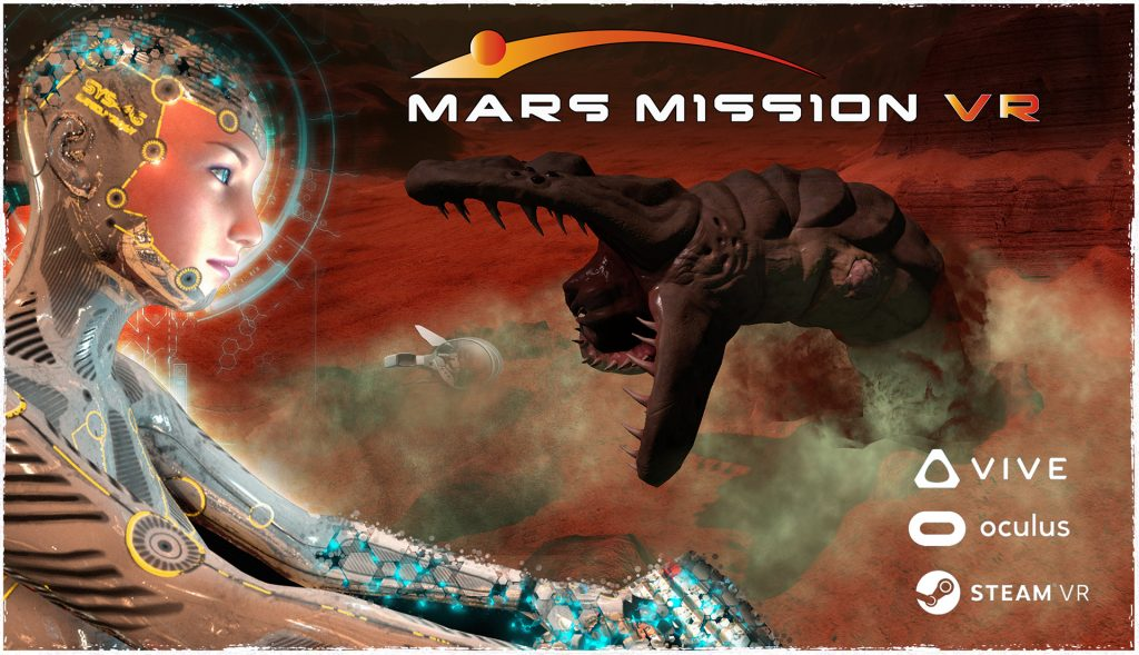 mars mission vr is coming soon for oculus rift and htc vive