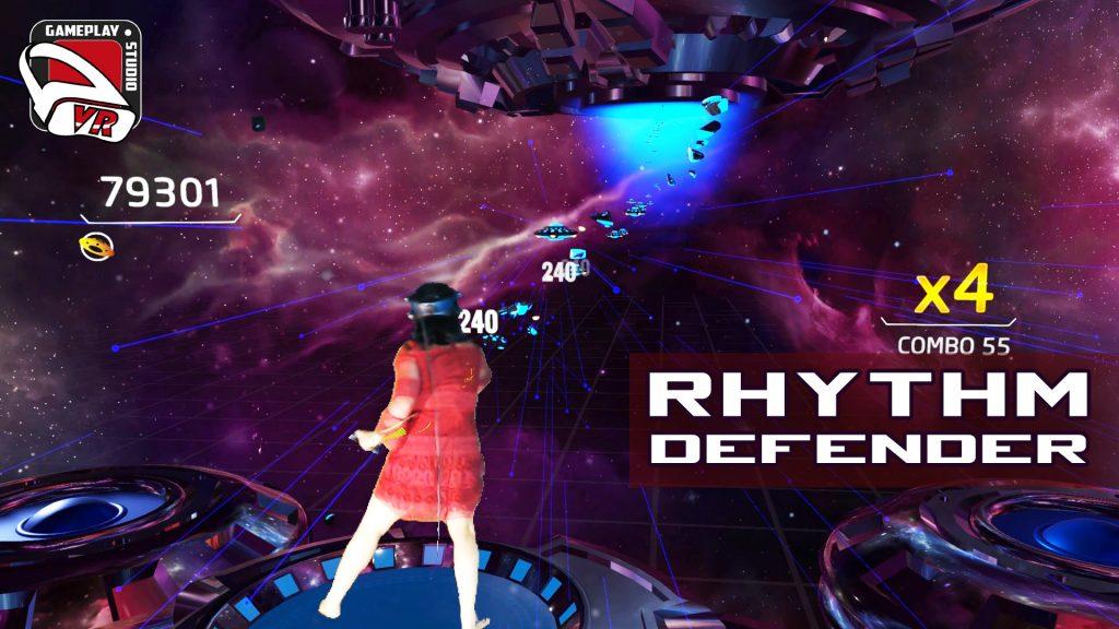 rhythm defender