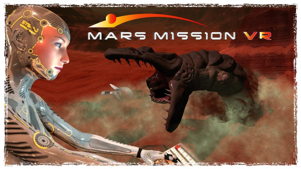 mars mission vr new cover