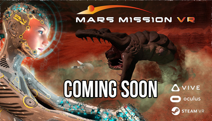 Mars Mission VR (Coming Soon)